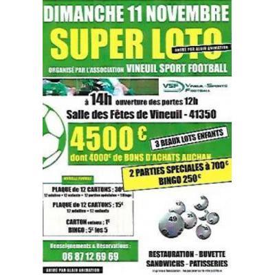 Super Loto De Vineuil SF