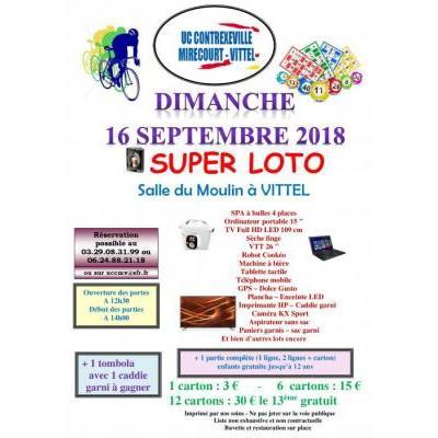 SUPER LOTO DE L'UCCM