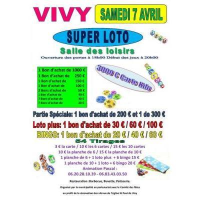 Super Loto Vivy