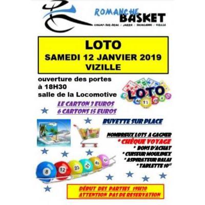 Loto Romanche Basket
