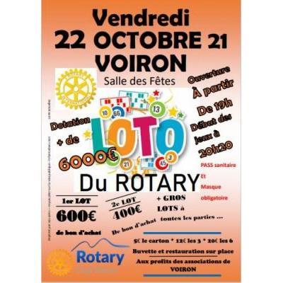 Super Loto du Rotary Club de Voiron