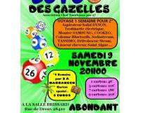 Grand Loto des Gazelles 2