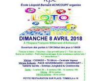 Grand Loto de l'APE Ecole Léopold Bernard