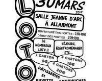 Grand Loto des Amis de Bionville-Allarmont