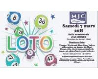 LOTO de la MJC Allinges
