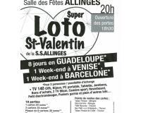 SUPER LOTO DE LA ST-VALENTIN