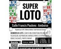 Super Loto Ape Chateau Gaillard-Ecole Paul Louis Courier