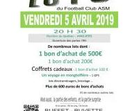 LOTO DU FC ASM