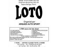 Loto Arques Auto Sport