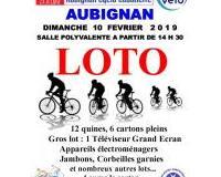 LOTO  Aubignan Cyclo Cabanette