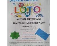 Loto APE d'Auzouer en Touraine