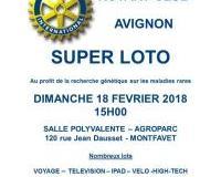 Super Loto Rotary Club Avignon