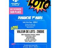 LOTO AS Avrillé Handball - 2800€ de Lots !