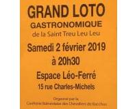 Grand loto gastronomique de la saint treu leu leu
