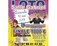 66 tirage - finale 1000 €