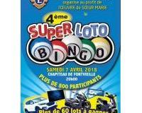 VOITURE à gagner 4eme Loto Bingo Lions Club de Monaco