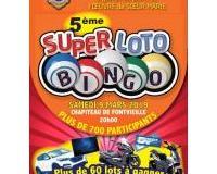 VOITURE à gagner 5eme Loto Bingo Lions Club de Monaco