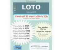 Super LOTO ,Bédée 2000 avec JCO