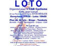 Loto du CAB Cyclisme