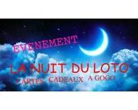 La Nuit du Loto Samedi 17 Novembre 20H45 Bergerac Cartes cadeaux à gogo