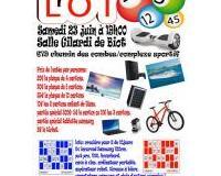 Mega Loto de l'été avec Croisiere ps4Pro tv incurved(voir liste) à Biot
