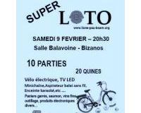 SUPER LOTO Lions Club Pau Béarn