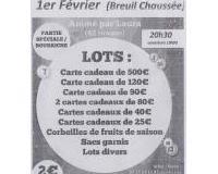 Super loto APEA Graines D'Eveil