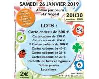 Super loto APE Ecole Ste Marie de Beaulieu à Beaulieu sous Bressuire