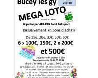 Méga Loto Bucey Lès Gy