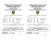 loto du cambrai volley promotion
