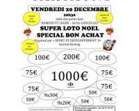Super loto de Noël spécial gros BA animé par Nicolad