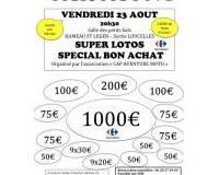 Super loto special BA animé par Nicolas