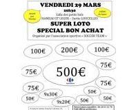 Super loto special Bon Achat animé par Nicolas