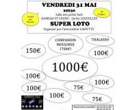 Super loto special gros BA animé par Nicolas