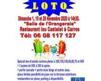 Super Loto avec 300e 150e 100e ect....à gagner à Carros