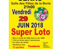 Super LOTO de L'Union Cycliste Sarladaise