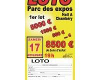 LOTO à Chambéry