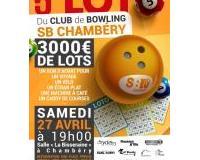 5éme Loto du Sporting Bowl Chambéry