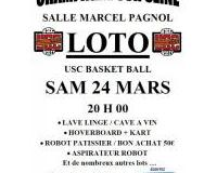 Loto USC Section Basket