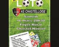 Super loto de l'AS Chastelloise