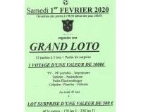 Grand Loto Voyage de 1000€ à gagner