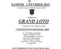GRAND LOTO  - 1 voyage de 1000€