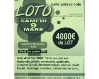 super loto 4000 € de lots à gagner