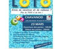 Super loto de l'Association des écoles publiques de Chavanod