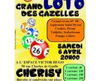 Grand loto des Gazelles