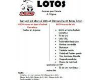 2 Super lotos du handball (samedi et dimanche)