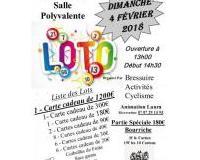 MEGA Loto B-A-C Bressuire Activité Cycliste