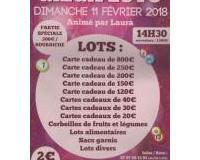 Mega Loto Association Sportive Chiché-Chambroutet