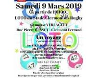 Loto du Stade Clermontois Rugby