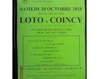 LOTO Cie arc Coincy